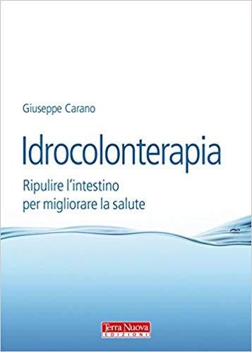 libro su idrocolonterapia e controindicazioni